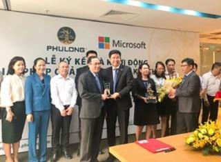 Phú Long triển khai giải pháp Microsoft Dynamics 365