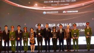 Đêm trách nhiệm xã hội của doanh nghiệp Hàn Quốc 2018
