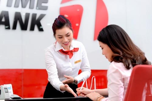 Maritime Bank mở thêm 4 chi nhánh