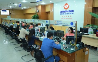 LienVietPostBank được áp dụng trước hạn Thông tư 41