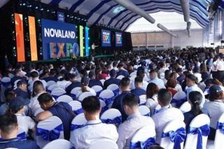 Ấn tượng với triển lãm bất động sản Novaland Expo