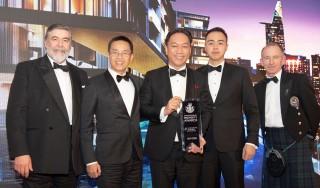 Dự án The Galleria Residence của Sơn Kim giành 2 giải quốc tế