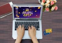 Sacombank ưu đãi lớn nhân ngày mua sắm trực tuyến Việt Nam