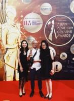 Truyền hình K+ được trao tặng Tượng vàng tại Giải thưởng Hàn lâm sáng tạo Châu Á