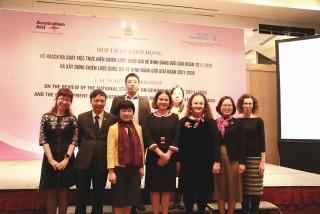 Xây dựng Chiến lược quốc gia về bình đẳng giới giai đoạn 2021-2030