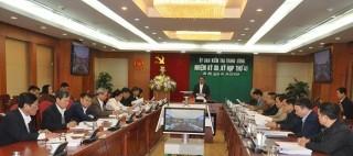 Xem xét, thi hành kỷ luật Phó Trưởng Ban Kinh tế Trung ương Triệu Tài Vinh