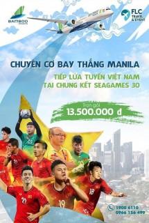 Bamboo Airways tặng 1 năm bay miễn phí cho đội tuyển bóng đá nam, nữ và ban huấn luyện