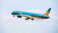"""Vietnam Airlines bố trí """"siêu máy bay"""" Boeing 787-10 đón đoàn thể thao Việt Nam"""