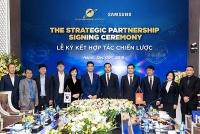 Sunshine Group bắt tay Samsung Vina nâng tầm bất động sản Việt