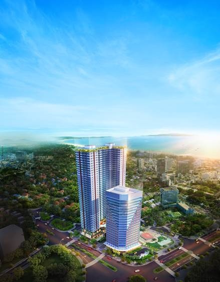 propertyx ra mat du an grand center quy nhon