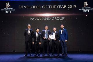 Novaland - nhà phát triển bất động sản tốt nhất Đông Nam Á