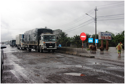 Công bố loạt sai phạm tại dự án Quốc lộ 1 đoạn Bình Định - Phú Yên