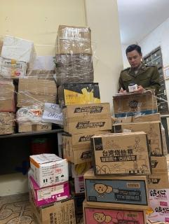 Hà Nội: Trên 1.500 sản phẩm thực phẩm chức năng, mỹ phẩm bị tạm giữ