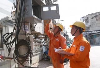EVN lãi kinh doanh điện 698,701 tỷ đồng năm 2018