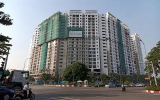 Hàng loạt dự án nhà ở xã hội ở Hà Nội xây gần xong mới xin giấy phép