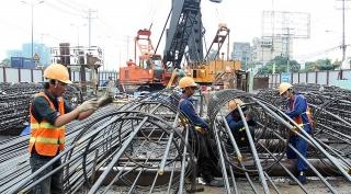 Tăng trưởng ngành xây dựng năm 2019 đạt 9% - 9,2%
