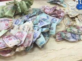Đề xuất về tiêu hủy tiền