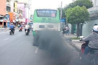 Áp dụng tiêu chuẩn khí thải mới đối với xe ô tô từ 1/1/2021