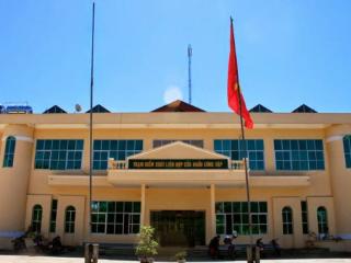Nâng cấp cửa khẩu chính Lóng Sập, tỉnh Sơn La thành cửa khẩu quốc tế