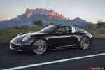 Porsche công bố hình ảnh chính thức của Porsche 911 Targa