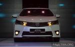 Toyota Corolla Altis 2014 chính thức ra mắt tại Malaysia