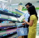 Sữa tươi Vinamilk 100% đứng đầu thị trường Việt Nam