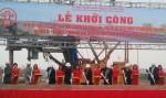 Khởi công xây dựng nút giao thông Bắc Thăng Long - Vân Trì với 6 làn xe