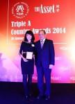 Sacombank nhận giải Ngân hàng tốt nhất Việt Nam