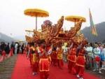 Đón nhận Bằng di tích quốc gia đặc biệt và khai hội xuân Yên Tử 2013