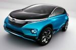 Honda giới thiệu mẫu xe 7 chỗ hoàn toàn mới