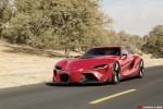Toyota Supra thế hệ mới hướng đến người dùng cao cấp