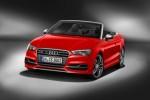 Audi S3 Cabriolet sẵn sàng đến Geneva