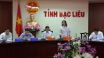Ban chỉ đạo củng cố, nâng cao chất lượng tín dụng chính sách các tỉnh Tây Nam Bộ làm việc tại Bạc Liêu, Cà Mau và An Giang
