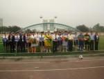 Giải bóng đá Agribank Chi nhánh Tây Hồ: Đội Thời báo Ngân hàng vô địch
