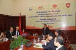 Bế giảng Chương trình đào tạo cán bộ quản lý cấp cao NHNN năm 2012