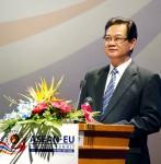 Khai mạc Hội nghị Thượng đỉnh kinh doanh ASEAN-EU lần thứ 3