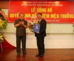 PGS., TS Lý Hoàng Ánh được bổ nhiệm làm Hiệu trưởng Trường Đại học Ngân hàng TP.HCM