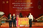 Agribank Hà Tĩnh đón nhận Huân chương Lao động hạng Nhì