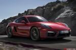 Porsche trình làng Boxster GTS và Cayman GTS mạnh mẽ hơn