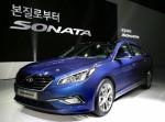 Huyndai Sonata 2015 chính thức ra mắt