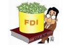 FDI vẫn vào bất động sản