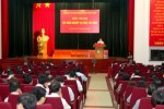 """Đảng ủy Cơ quan NHTW tổ chức """"Hội nghị tập huấn công tác Đảng năm 2012"""""""