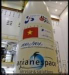 VINASAT-2 ổn định tại quỹ đạo địa tĩnh