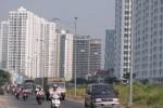 Tồn kho bất động sản vẫn tiếp tục tăng