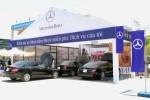 Kiểm tra xe Mercedes-Benz miễn phí tại 6 tỉnh thành