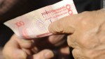 Trung Quốc thử nghiệm khu vực tiền tệ đặc biệt