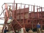 Doanh nghiệp đóng tàu cần hỗ trợ gấp