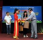 Tuyên dương 104 học sinh giỏi đạt giải cao trong các kỳ thi