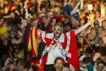 Người Đức ngất ngây trong men say chiến thắng