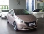 Chính thức công bố giá bán Peugeot 208 và Peugeot 508